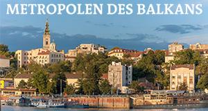 Metropolen des Balkans