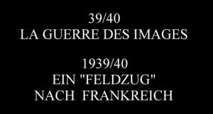 """1939/40, ein """"Feldzug"""" nach Frankreich"""