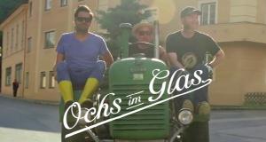 Ochs im Glas