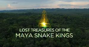 Verlorene Schätze der Maya