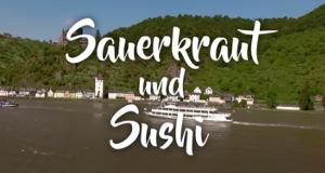Sauerkraut und Sushi