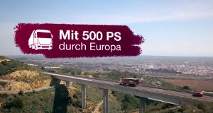 Mit 500 PS durch Europa