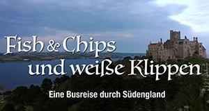 Fish & Chips und weiße Klippen