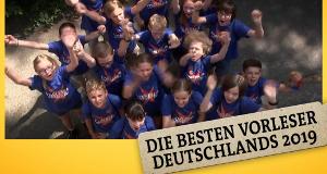 Die besten Vorleser Deutschlands