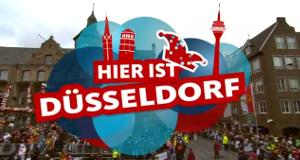 Rosenmontagszug Düsseldorf