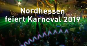 Nordhessen feiert Karneval