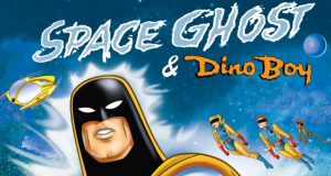 Space Ghost und Dino Boy