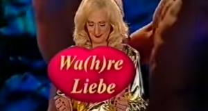 Wa(h)re Liebe