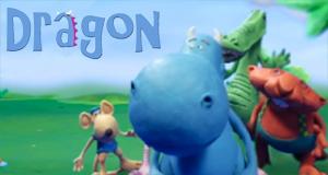 Dragon - Der kleine blaue Drache