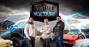 Vintage Voltage - Vom Oldtimer zum E-Auto