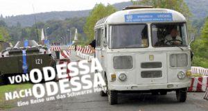 Von Odessa nach Odessa