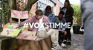 #VOXStimme