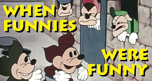 When Funnies Were Funny