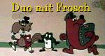 Duo mit Frosch