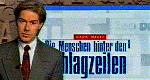 Ulrich Meyer: Die Menschen hinter den Schlagzeilen