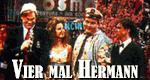 Vier mal Herman