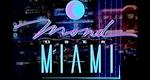 Mond über Miami