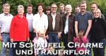 Mit Schaufel, Charme und Trauerflor