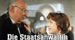 Die Staatsanwältin