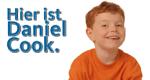 Hier ist Daniel Cook