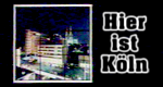 Hier ist Köln