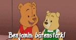 Benjamin: bärenstark!