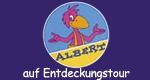 Albert auf Entdeckungstour