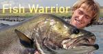 Mann gegen Fisch