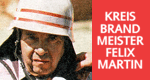 Kreisbrandmeister Felix Martin