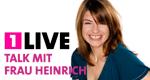 1LIVE Talk mit Frau Heinrich