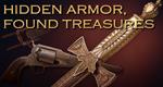 Versteckte Rüstung, gefundene Schätze