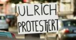 Ulrich protestiert