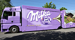Milka on Tour - Be a Star