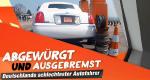 Abgewürgt und ausgebremst - Deutschlands schlechtester Autofahrer