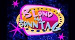 Blond am Sonntag
